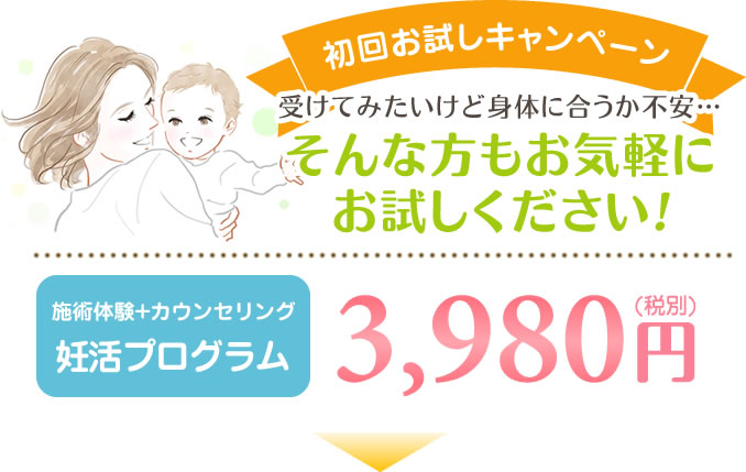 初回お試し3,980円